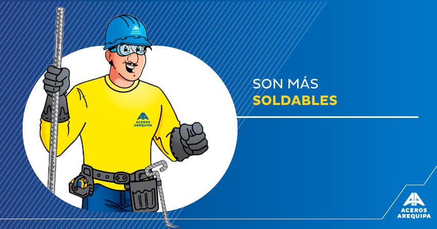 son mas soldables