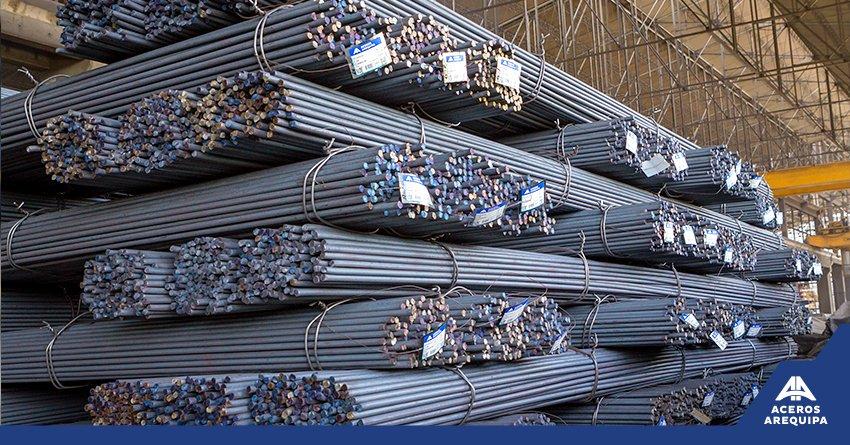 industria del acero en peru