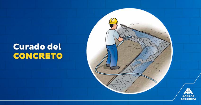 curado del concreto aceros arequipa