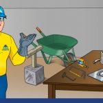 Herramientas de construcción indispensables en la obra