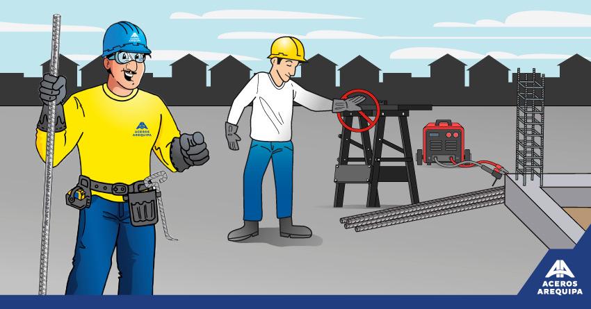 barras de construcción aceros arequipa