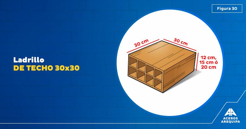 ladrillo para techos
