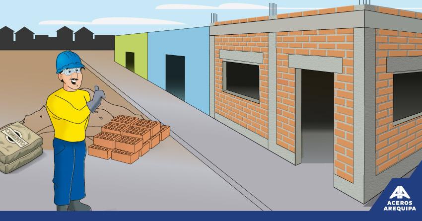 construyendo seguro aceros