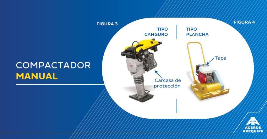 compactador manual