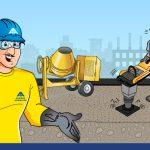 ¿Cuáles son los riesgos en la compactación de suelos?