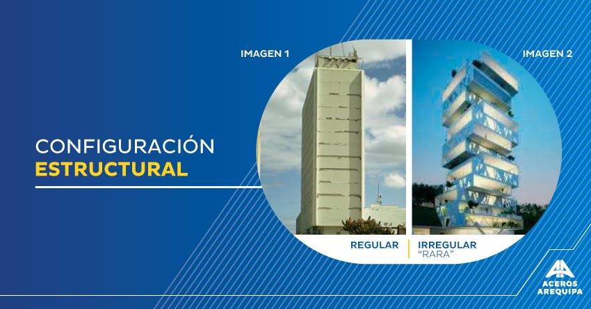 configuracion estructural edificios