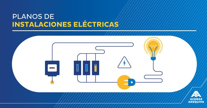planos de instalaciones electricas