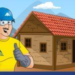 ¿Cómo construir la mejor protección de las viviendas de adobe?