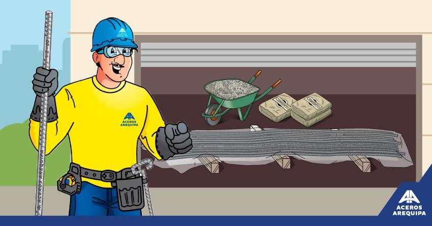 Consejos para almacenar adecuadamente el acero