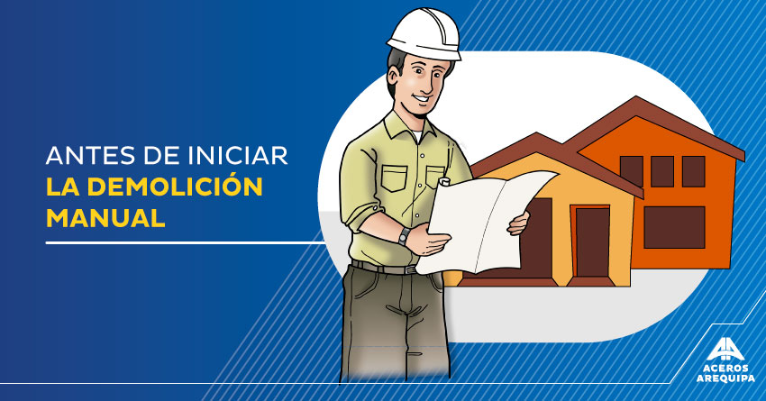 demolicion manual