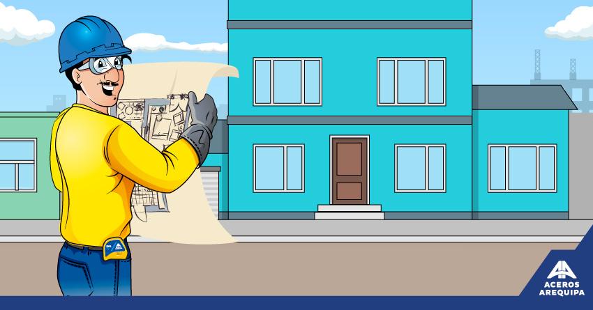 Qué significa diseñar una vivienda Aceros Arequipa