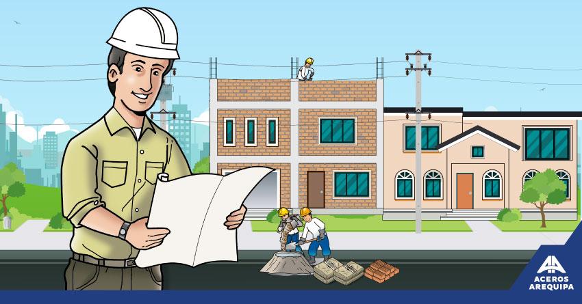 objetivo los planos de construccion