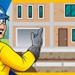 Cuidado con las tuberías y cables enterrados
