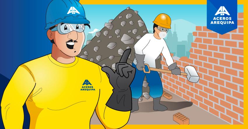 Consejos de seguridad en las demoliciones aceros