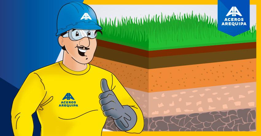 perfiles de suelos