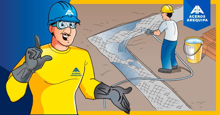 construyendo seguro - agua construccion