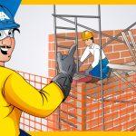 ¿Cómo colocar los vallados para evitar accidentes?