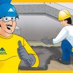 Consideraciones para hacer un buen falso piso