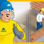 Asentado de ladrillos: aprende la técnica de un experto