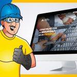 Conoce la nueva web de aceros Arequipa