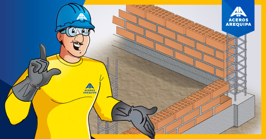 ¿Cómo hacer un buen emplantillado de muro?
