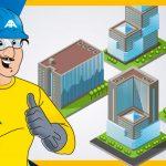 ¿Qué es la esbeltez de una edificación?