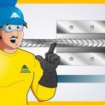 Malos procesos constructivos: errores al hacer doblado de acero