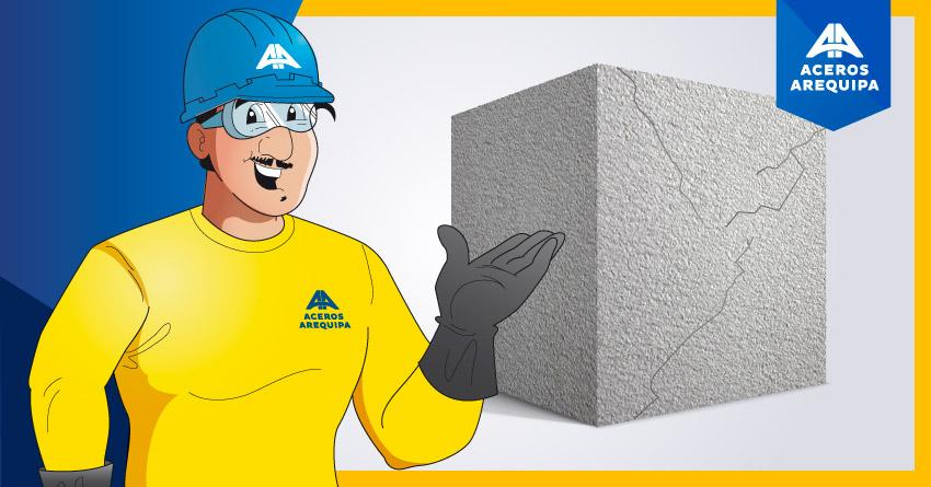 contracción por secado del concreto