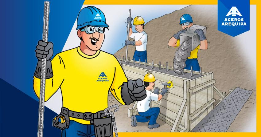 Ten cuidado al elegir los materiales de construcción