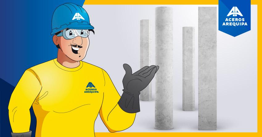 Qué tan elástico es el concreto