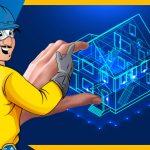 Conoce las tecnologías de realidad virtual y aumentada en la construcción