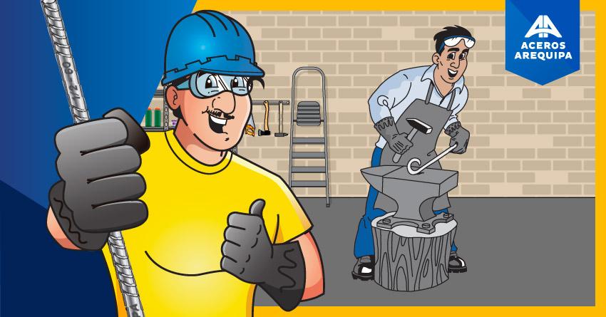reconocer buenos productos de carpintería metálica