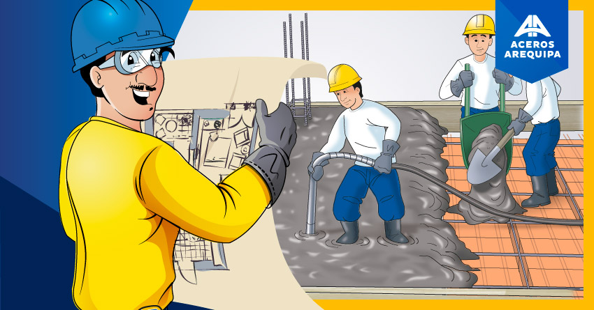 La resistencia mecánica del concreto