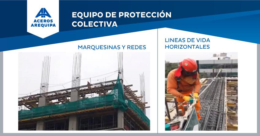 equipos de protección colectiva