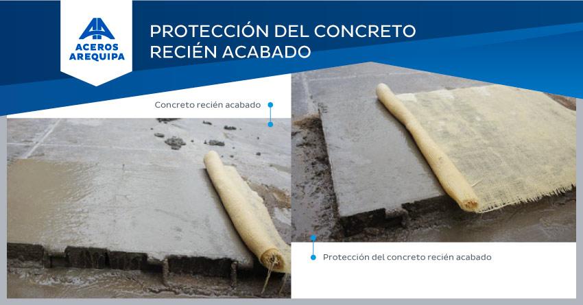 proteccion del concreto