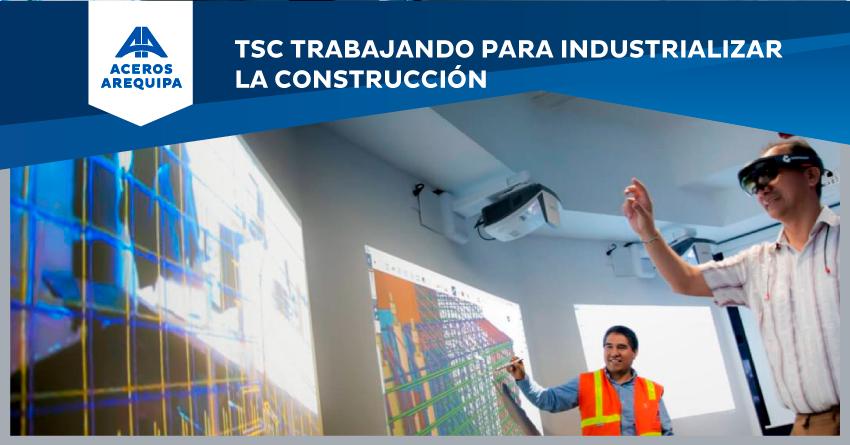 TSC Aceros Arequipa ingenieros