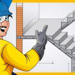 Escaleras de concreto armado: primeros pasos