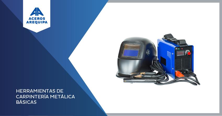 carpinteria metalica-herramientas basicas