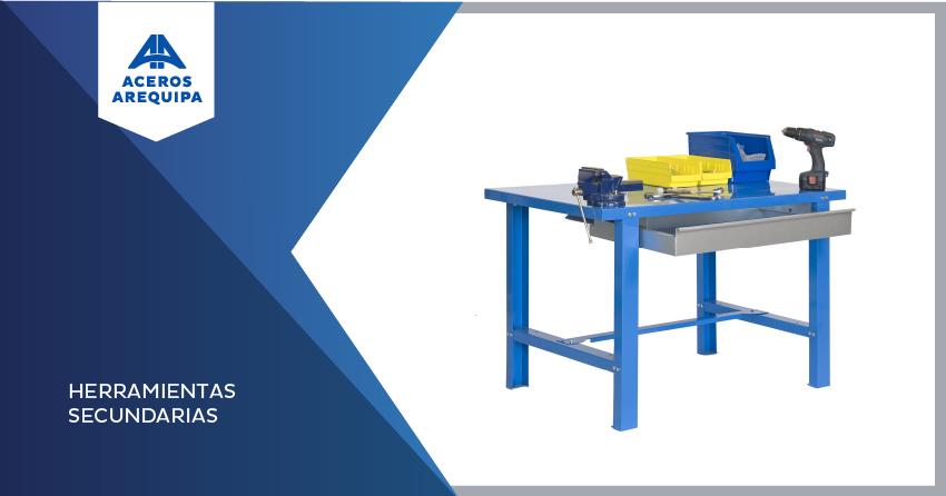 herramientas secundarias de carpintera metalica